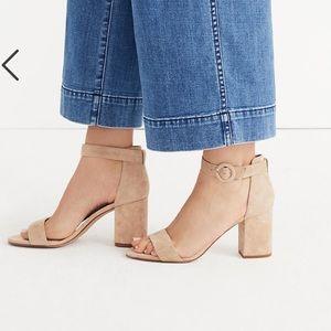 Madewell Regina Ankle Strap Sandal